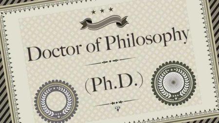 Ph.D Programme